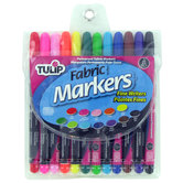 Tulip Fine Tip Fabric Markers